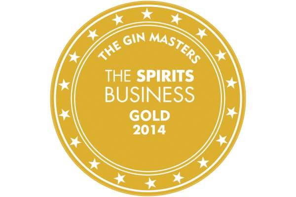 Shortcross awarded gold & silver medals at the gin masters 2014