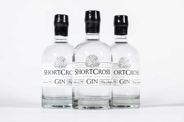 The launch of Shortcross Gin