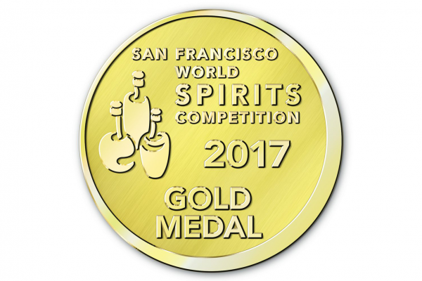 Shortcross strikes Gold at San Francisco World Spirits Competition 2017