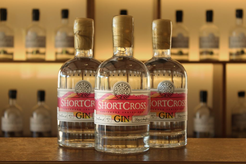 Shortcross launches New Bartender Series One
