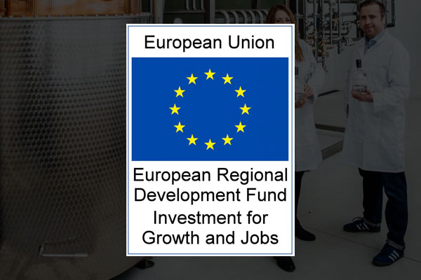 European Regional Development Fund- investment for growth and jobs programme 2014-2020