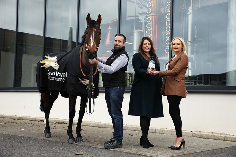 Shortcross Partners up with Down Royal Racecourse