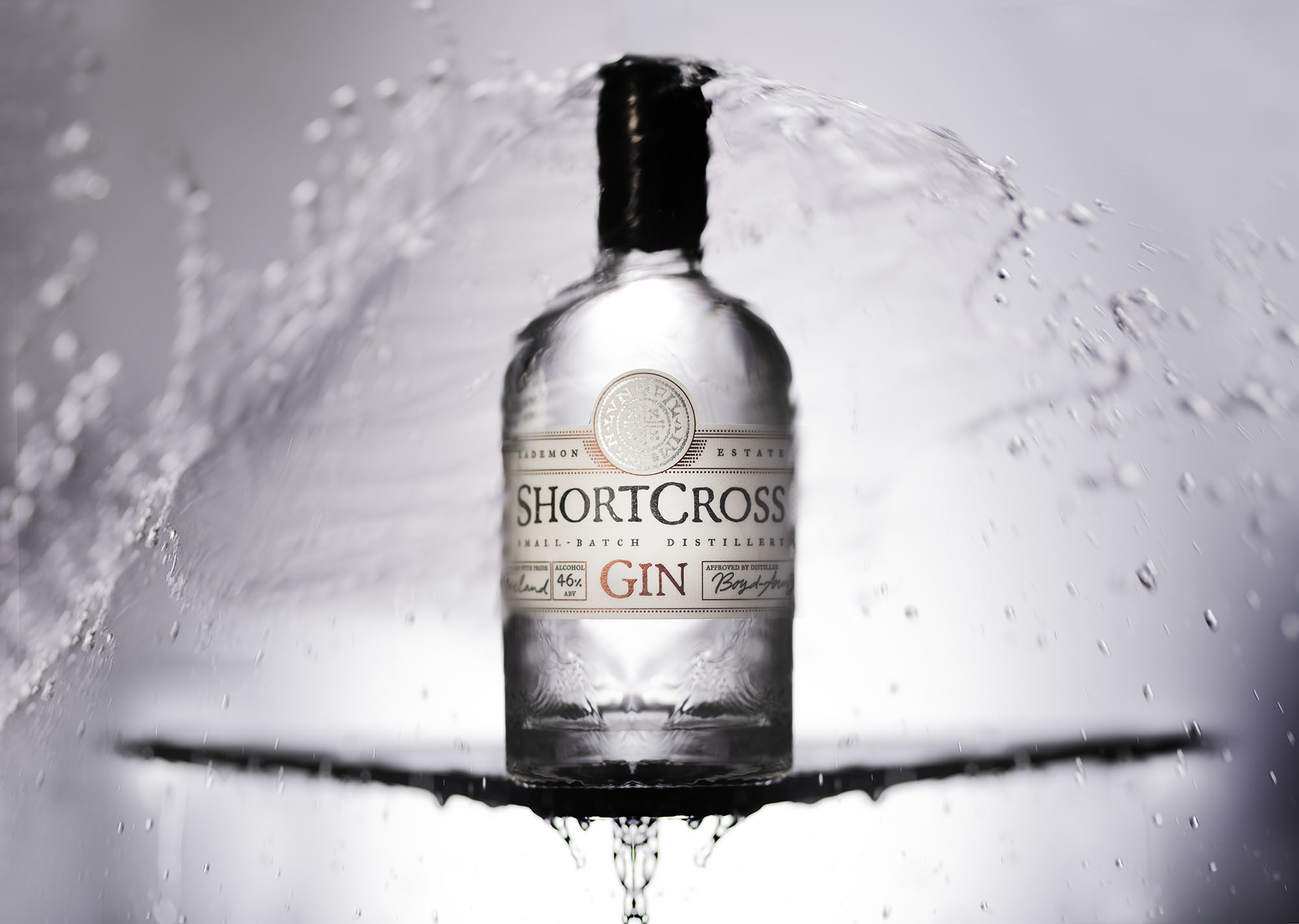 Shortcross Gin launches in the LCBO Canada
