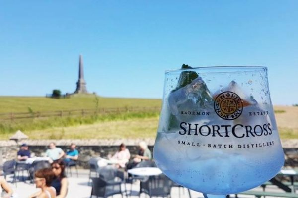 Gin & Jazz at the Distillery Terrace