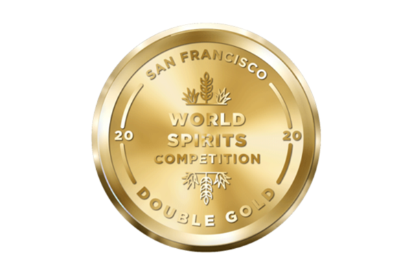Rosie's Garden wins Double Gold at San Francisco World Spirits Competition 2020